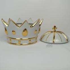 caixa coroa com ouro 2